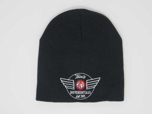 tom's differentials beanie hat