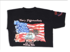 Tom's Differentials Made in America T-Shirt